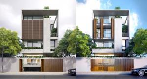 Rumah Minimalis Tampak Depan Inovasi Modern